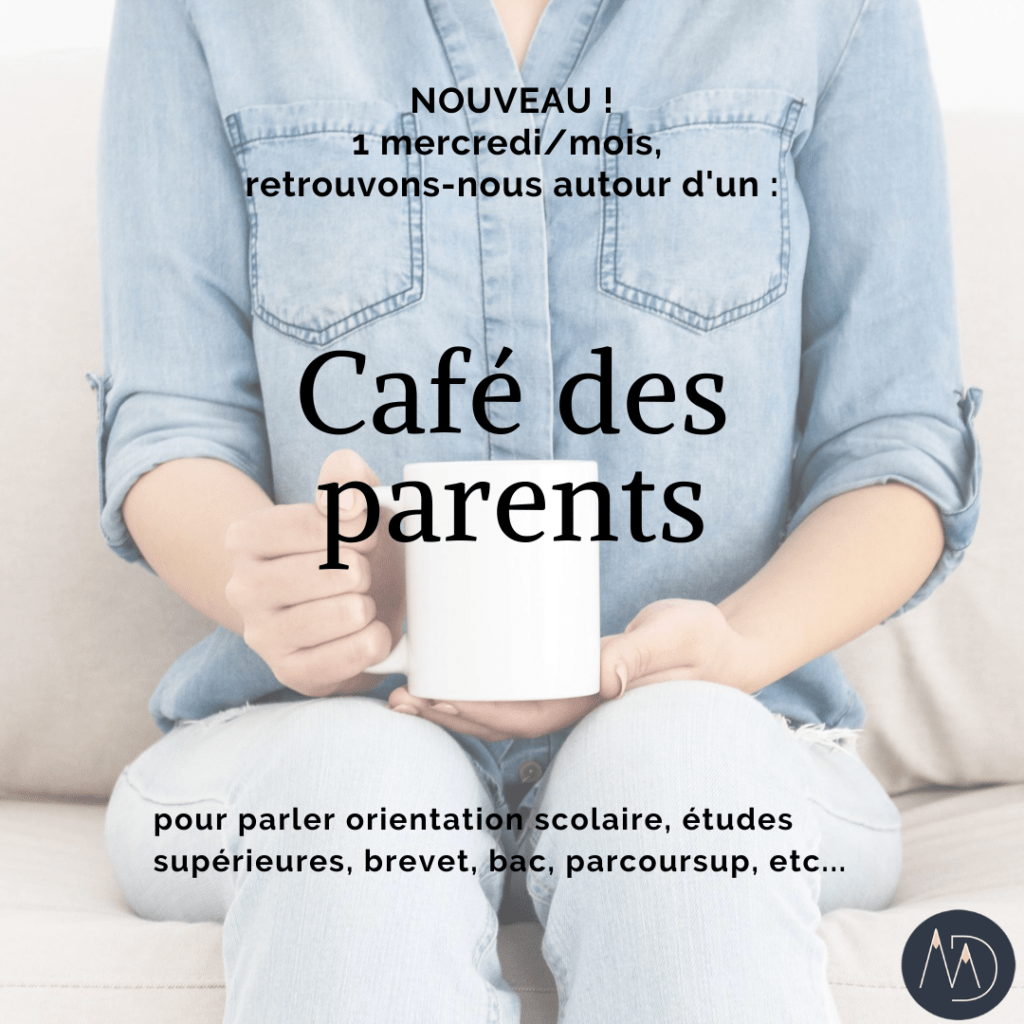 café des parents orientation scolaire