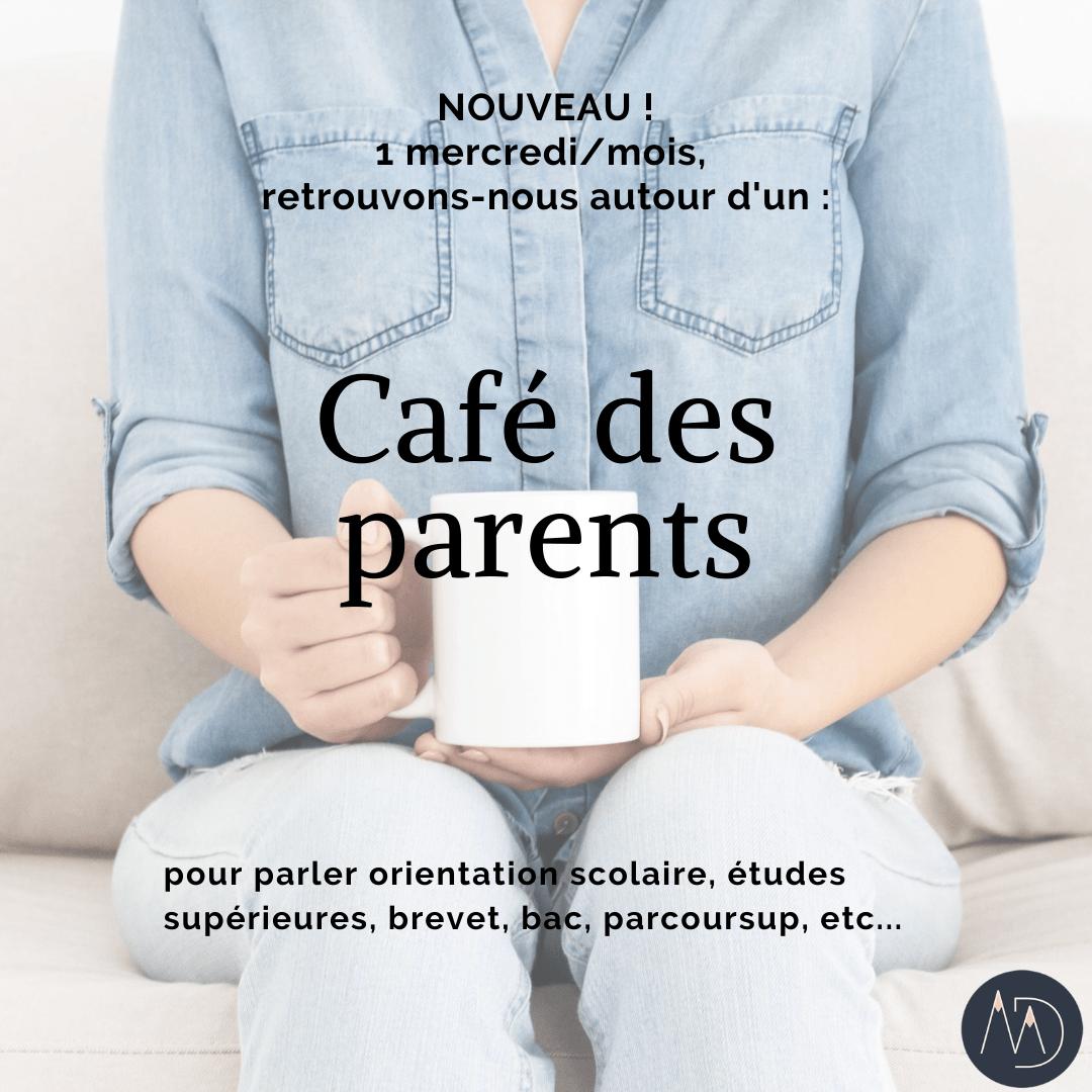 café des parents orientation scolaire